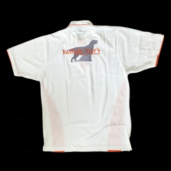 Polo-Shirt M back
